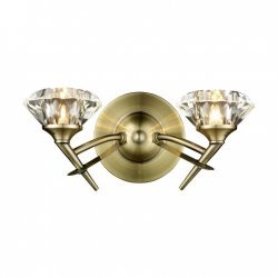 Бра 907 907-02-51 antique brass N-Light
